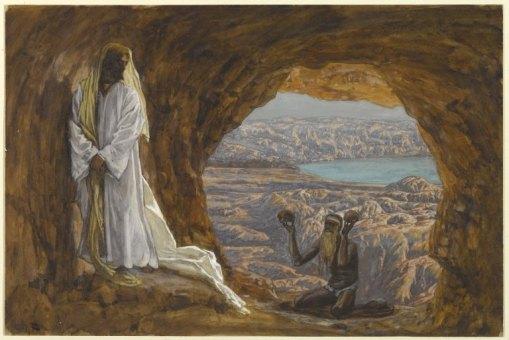 jesus en el desierto 1